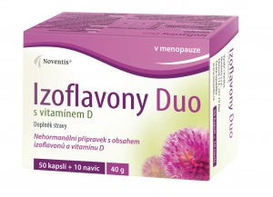 Izoflavony Duo s vitamínem D photo