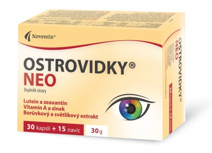 Ostrovidky Neo detail photo