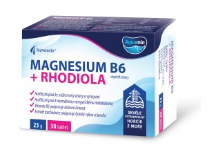 Magnesium B6+ Rhodiola photo