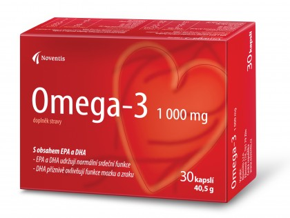 Omega-3 1000 mg detail photo